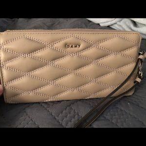 Handbags - DKNY wristlet